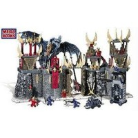 Mega Bloks - Dragons - Era Metalu, Zamek