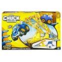 Most do zwisów Chuck Tonka Hasbro