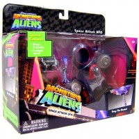 Monsters vs. Aliens Space Attack UFO