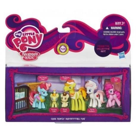 My Little Pony Mini Kolekcja Delux Hasbro