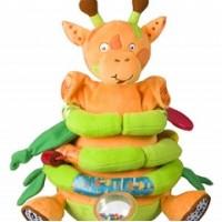 Zabawka Wielofunkcyjna 4 w 1 Żyrafa Babymoov