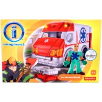 Ambulans Fisher Price Imaginext