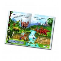 Książeczka Leap and the lost dinosaur LeapPad