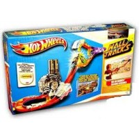Hot Wheels Ścianowce Wall Truck Mattel