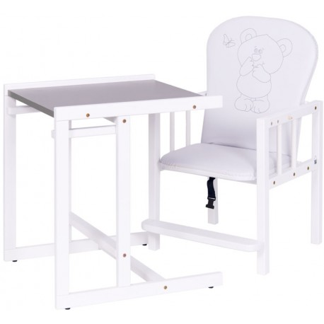 Krzesełko do karmienia Antoś Drewex