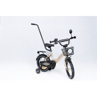 "Rower Tomabike Plat.14"" Gold/Black"