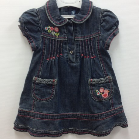 Sukienka jeans Mayoral 2978