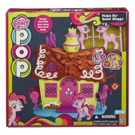 My Little Pony Pinkie Pie Cukiernia