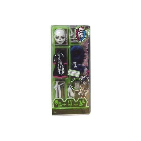 Monster High Stwórz Potwora Szkielet